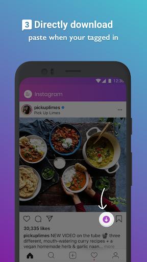 Story Saver for Instagram Video Downloader Instore  screenshots 4