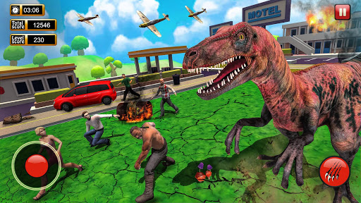 Monster Dinosaur Simulator: City Rampage 1.18 screenshots 5