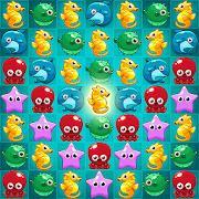 Ocean Match Puzzle