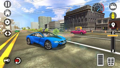 i8 Super Car: Speed Drifter 1.0 Screenshots 11