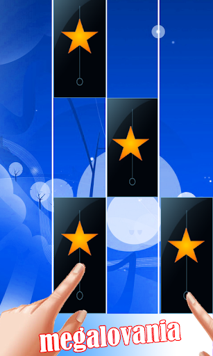 Piano Undertale Music Tiles 3.0 Screenshots 4