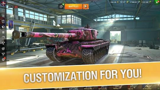 World of Tanks Blitz APK MOD 8.3.0.601 (Unlimited Money) 8