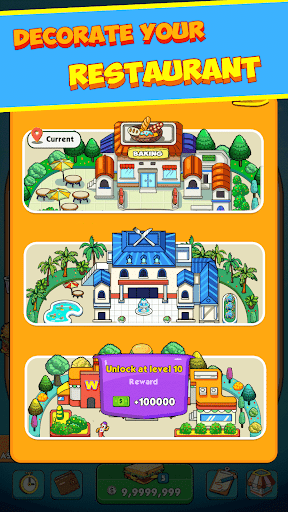 Super Chef - Earn Respect and Be Rich  screenshots 3
