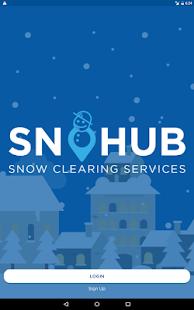 Snohub - Snow Clearing Service screenshots 8