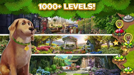 Solitales: Garden & Solitaire Card Game in One 1.107 screenshots 2