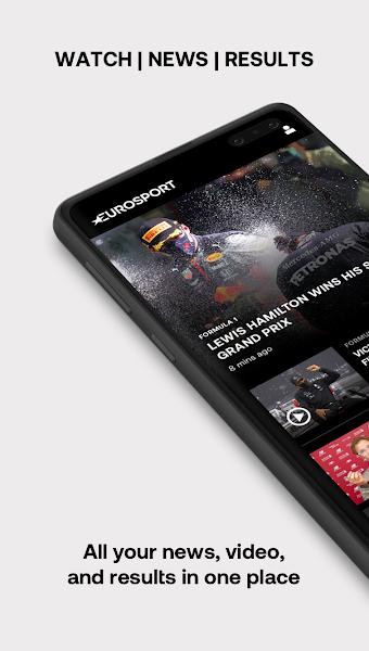 Eurosport MOD APK (Ad Free)