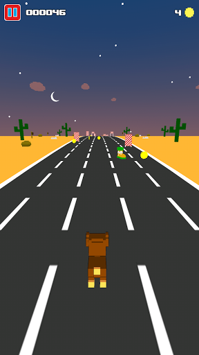 puppy patrol crossy run screenshot 3