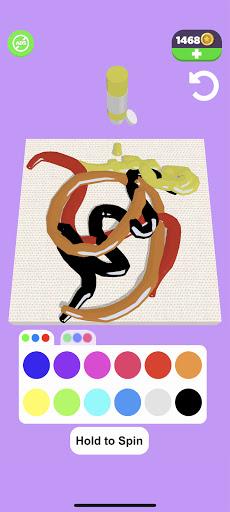 Spin art 3D  screenshots 2