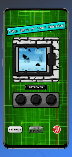 RetroMon - Virtual Pet Monster apkdebit screenshots 9