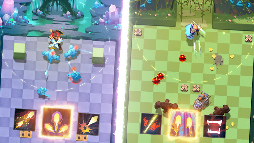 Arcade Hunter: Sword, Gun, and Magic  screenshots 6