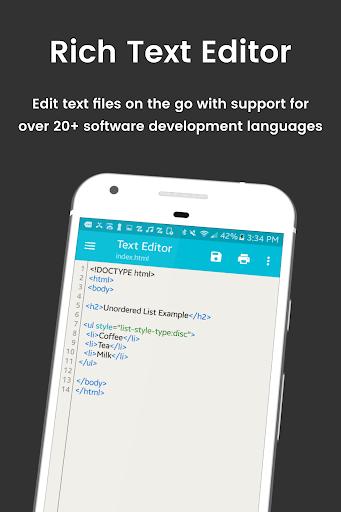 File Explorer Root Browser  Screenshots 6
