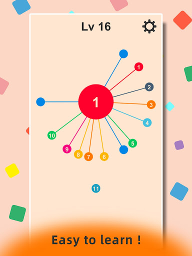 Dots Shot : Colorful Arrow Game with 10000 levels screenshots 10