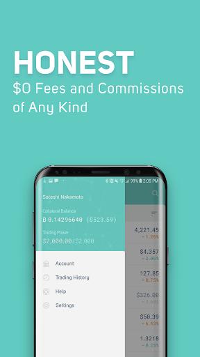 Quantfury: Everybody's Honest Trading  Paidproapk.com 1