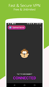 Monkey VPN – Unlimited Free VPN & Fast Secured VPN 3