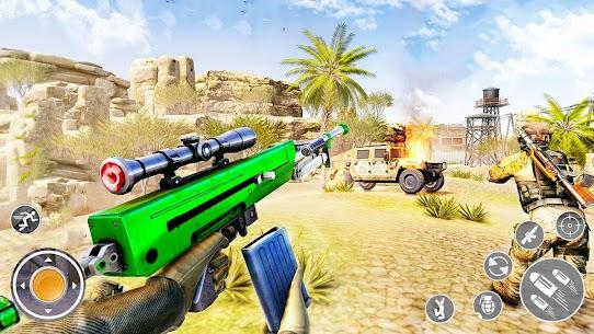 Gun Strike 3d Shooter: Special Commando Shooting Hack Cheats (iOS & Android) 5
