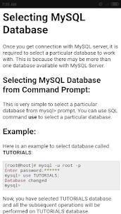 MySQL Complete Guide 4
