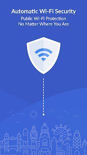 SaferVPN - Simple & Secure VPN Screenshot