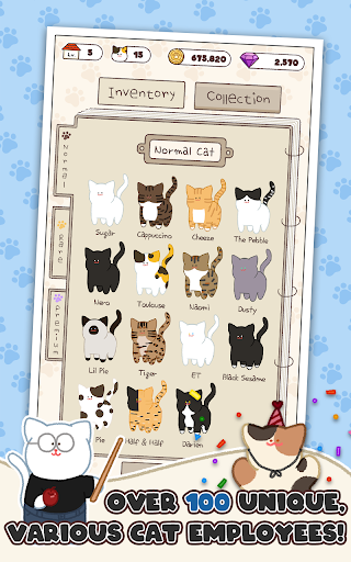 Cat Inc.: Idle Company Tycoon Simulation Game 1.0.21 screenshots 11