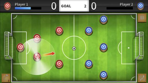 Soccer Striker King modiapk screenshots 1