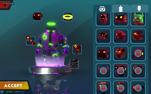 Bomb Bots Arena - Multiplayer Bomber Brawl 0.6.235 screenshots 14
