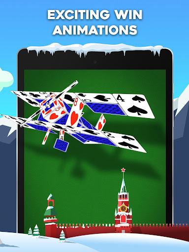 Yukon Russian u2013 Classic Solitaire Challenge Game 1.3.0.291 screenshots 10