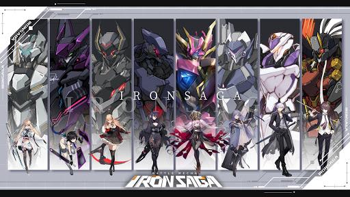 Iron Saga u2013 Epic Robot Battler Apkfinish screenshots 18