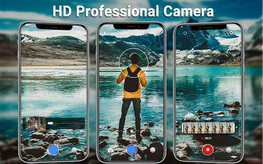 HD Camera for Android 5.1.5.1 Screenshots 1
