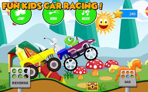 Fun Kids Car Racing Game 1.2.0 screenshots 1