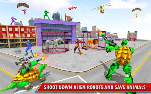 Turtle Robot Car Transform  screenshots 5