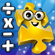 My Math Puzzles: Mental Math Games for Kids Free