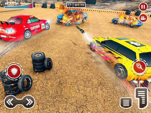 Derby Demolition Car Destruction Crash Racing 3D  Screenshots 9