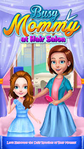 Busy Mommy at Hair For Pc | Download And Install  (Windows 7, 8, 10 And Mac) 1