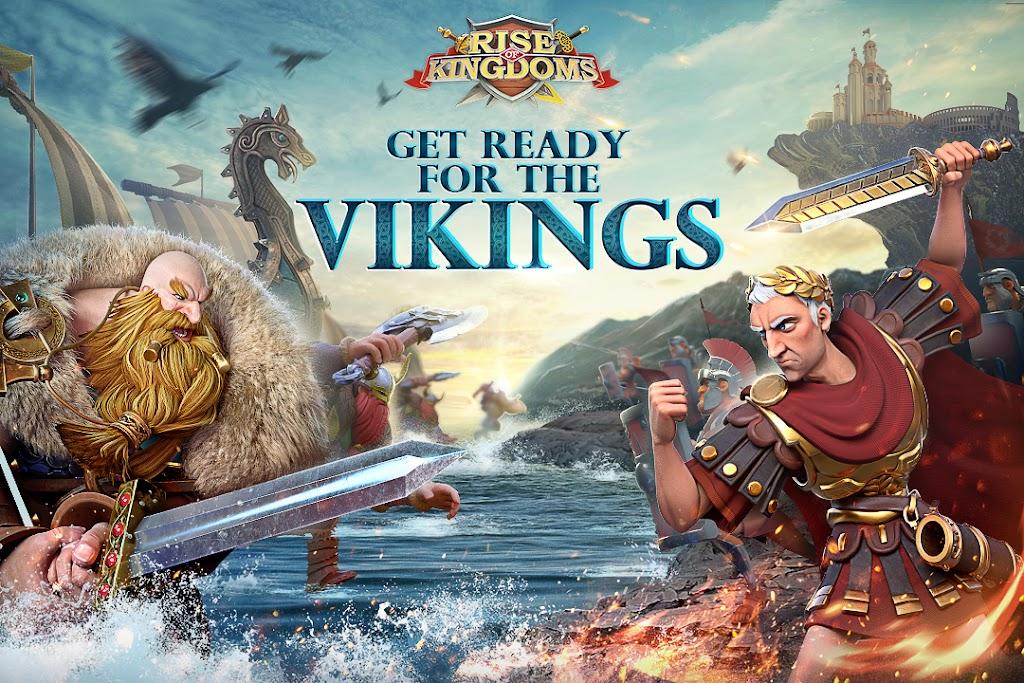 Rise of Kingdoms: Lost Crusade poster 1