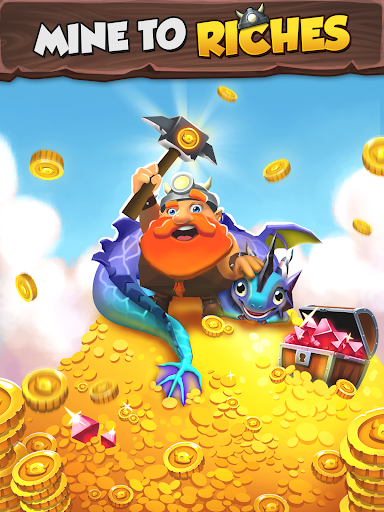 Idle Miner Clicker Games: Miner Tycoon Games 2021 apkpoly screenshots 9