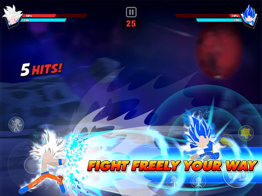 Stickman Battle Fight 1.7 screenshots 6