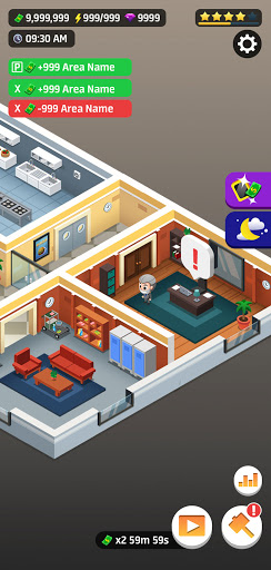 Idle Restaurant Tycoon - Cooking Restaurant Empire android2mod screenshots 5