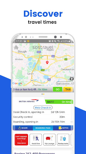 sostravel - For all your travel needs 4.13.9 Screenshots 2