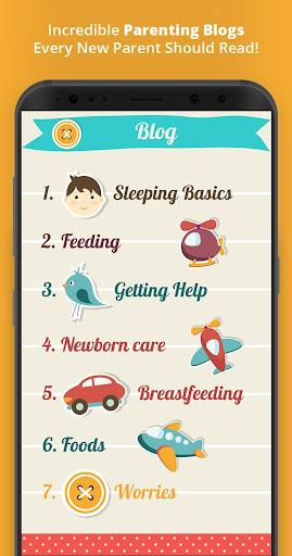Baby Tracker - Newborn Care From Head to Toe  Screenshots 8