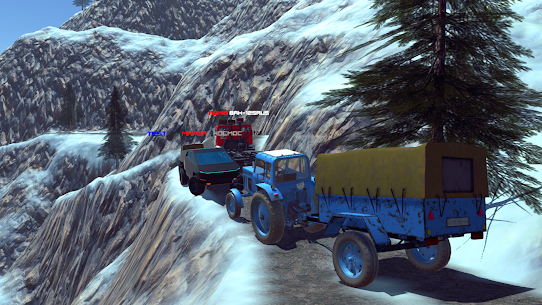 Offroad Simulator Online: 8×8 & 4×4 off road rally 1