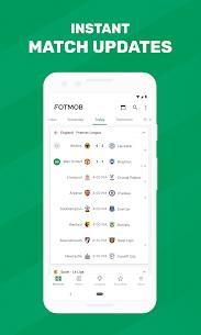 Soccer Scores – FotMob [MOD Version] 1