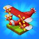 Merge Airplane: かわいい飛行機合併 - Androidアプリ