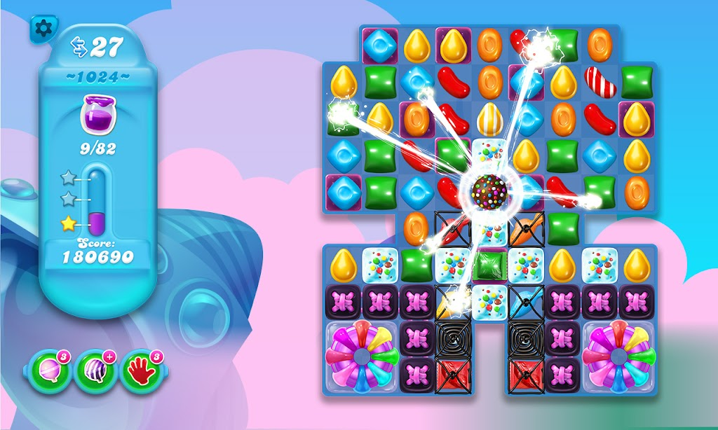 Candy Crush Soda Saga poster 6