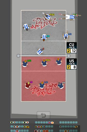 Spike Masters Volleyball 5.2.5 screenshots 10