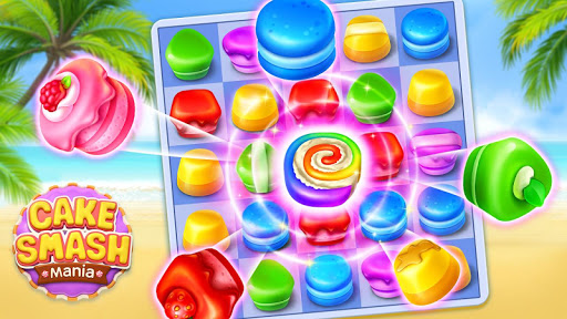 Cake Smash Mania - Swap and Match 3 Puzzle Game 3.0.5050 screenshots 8