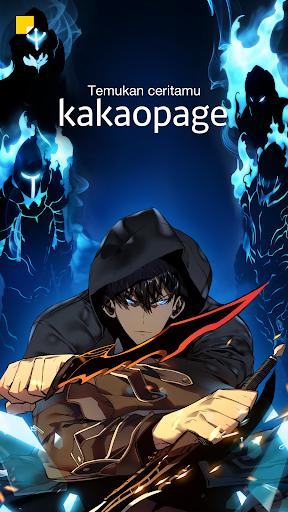 kakaopage - Webtoon Original 3.4.5 screenshots 1