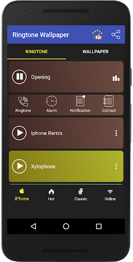 Ringtone for Iphone  Screenshots 3