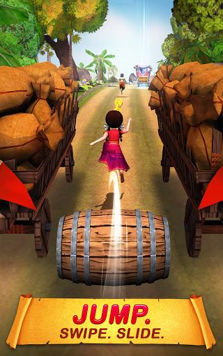 Little Radha Run - 2021 Adventure Running Game apkpoly screenshots 12