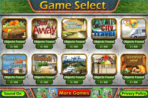 Pack 8 - 10 in 1 Hidden Object Games by PlayHOG 88.8.8.9 screenshots 6