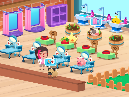 Animal Rescue - Pet Shop and Animal Care Game Screenshots 10