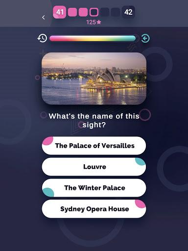 Robo Quiz - free offline trivia AI brain test game  screenshots 9